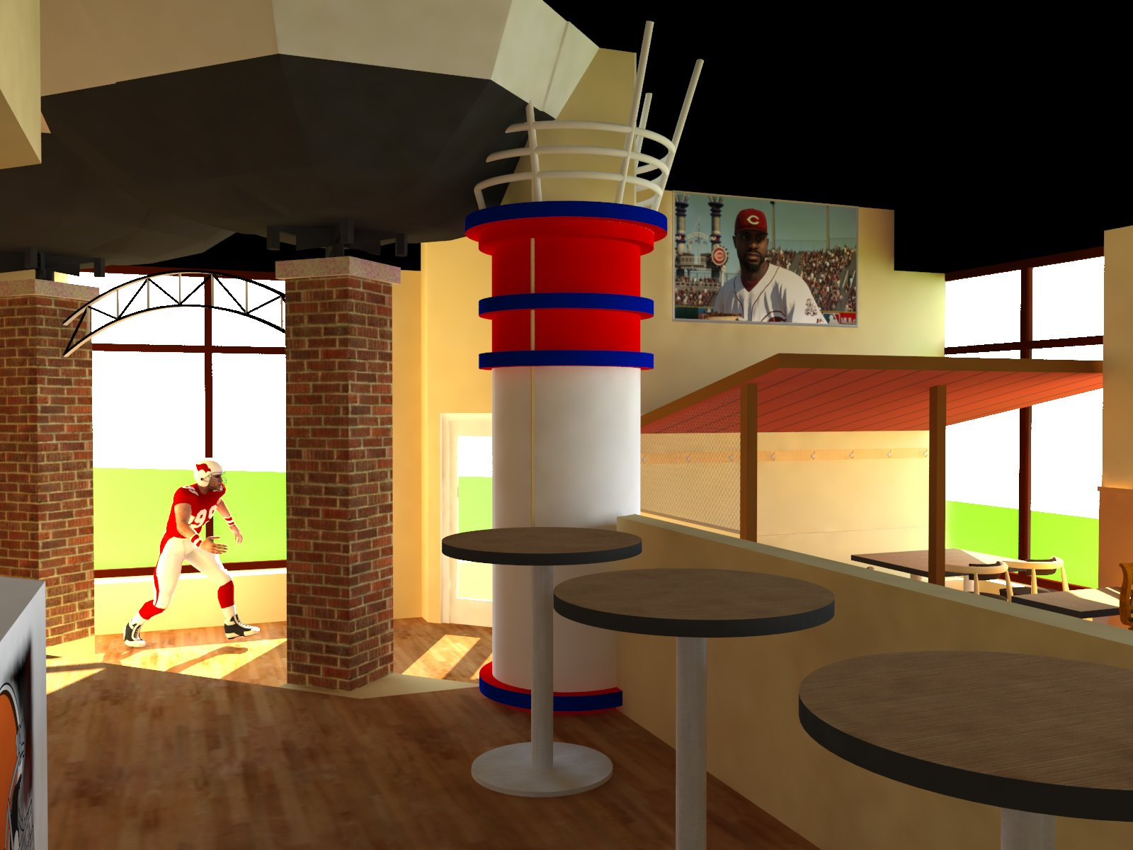 Interior Scene 14