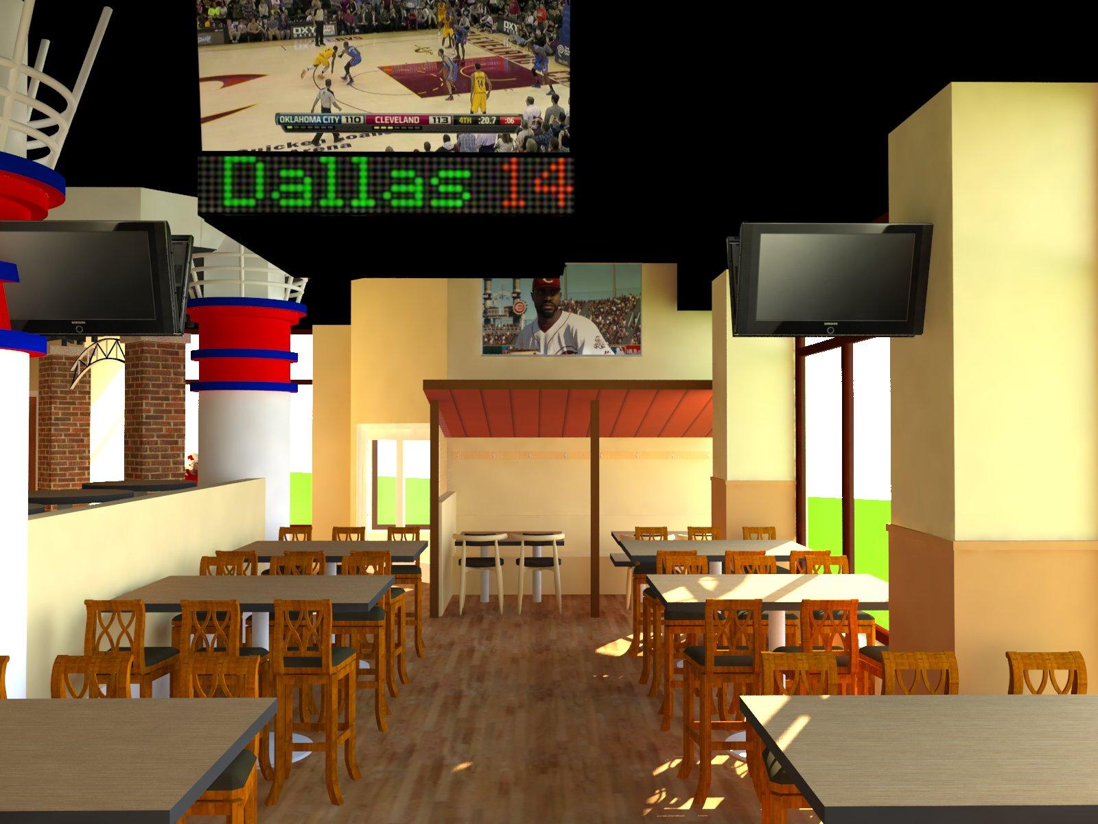 Interior Scene 2