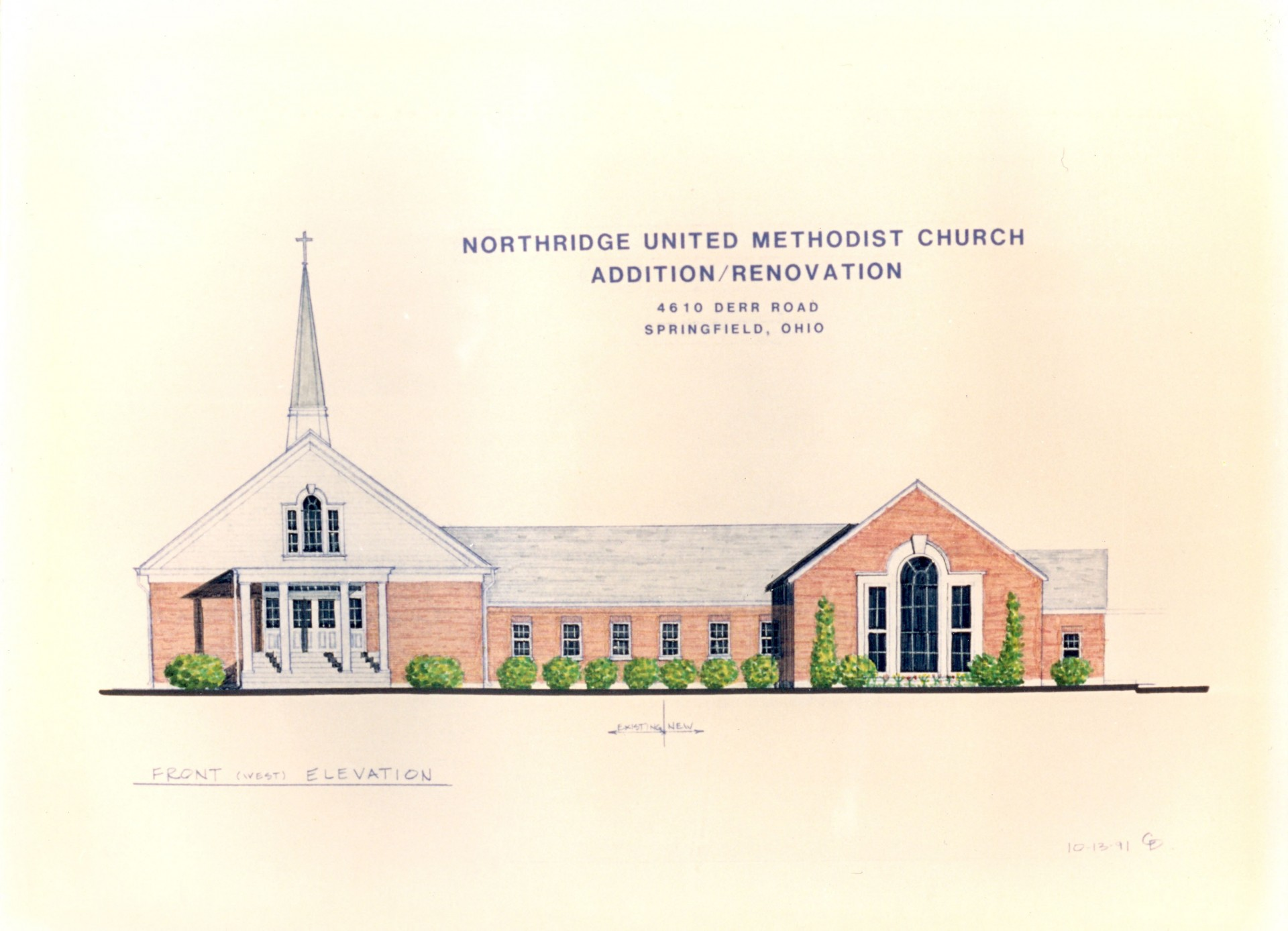 NUMC Fellowship Rendering